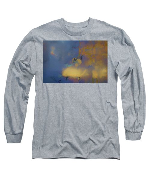 Color Abstraction Lxviii Long Sleeve T-Shirt