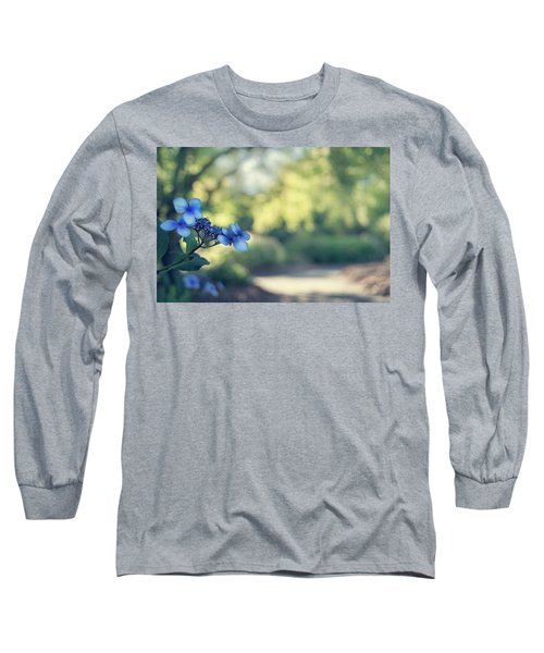 Color Me Blue Long Sleeve T-Shirt