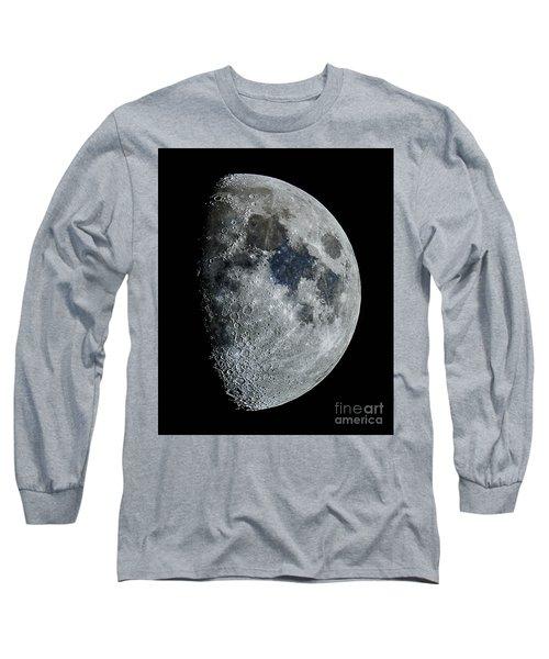 Color Moon Long Sleeve T-Shirt