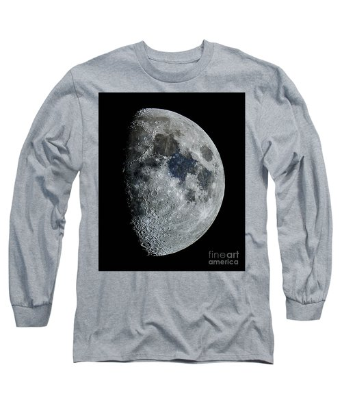 Color Moon Long Sleeve T-Shirt