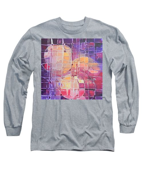 Color Odyssey Long Sleeve T-Shirt by Nancy Jolley