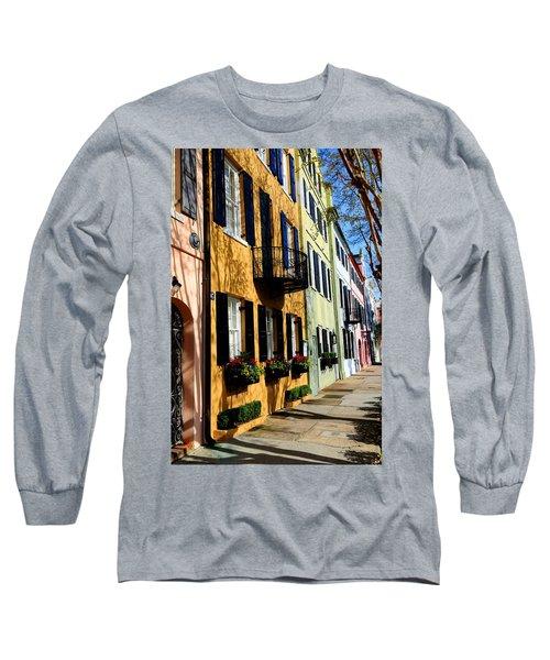 Color Of Charleston Long Sleeve T-Shirt