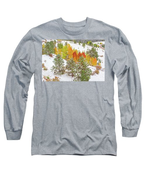 Colorado Is Stunningly Beautiful. Here's One Example Among Countless Others.  Long Sleeve T-Shirt