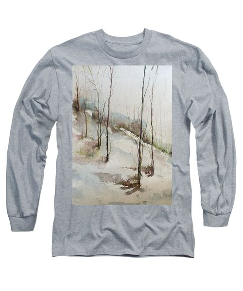 Colorado Morning Long Sleeve T-Shirt by Robin Miller-Bookhout