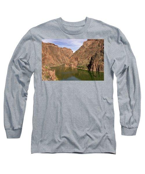Colorado River, Grand Canyon Long Sleeve T-Shirt