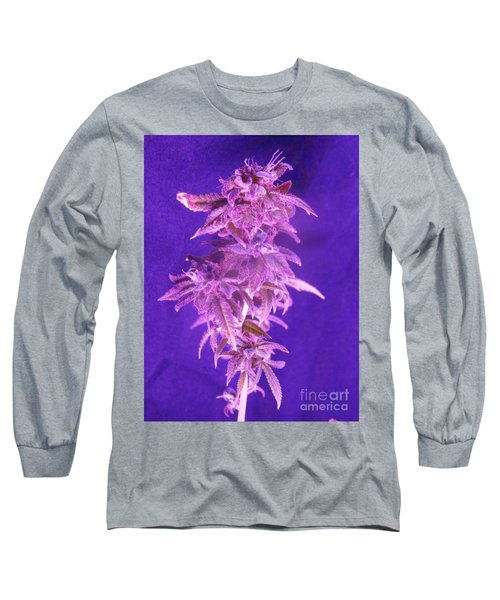Colorado Rocksy Long Sleeve T-Shirt by Kelly Awad