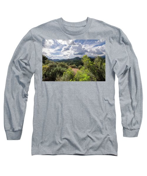 Colorado Summer Long Sleeve T-Shirt