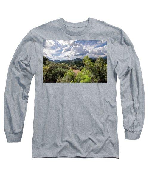 Colorado Summer Long Sleeve T-Shirt