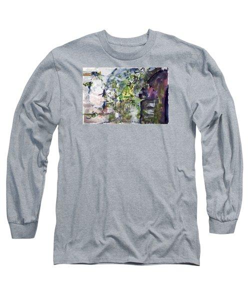 Colorful Foliage Long Sleeve T-Shirt