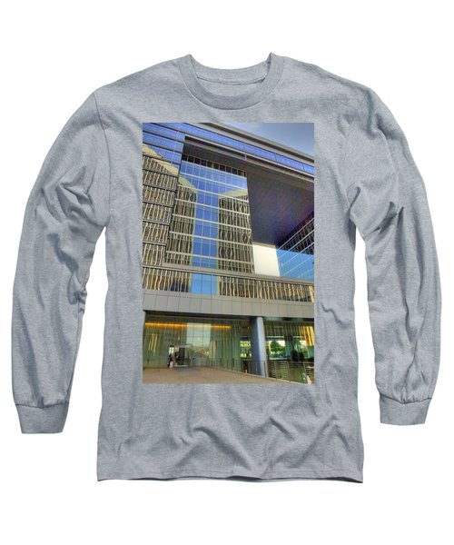 Colorful La Long Sleeve T-Shirt