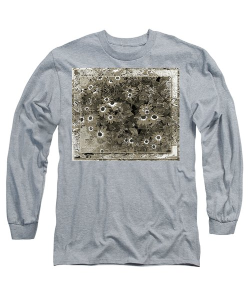 Color Me, Please Long Sleeve T-Shirt by Barbara R MacPhail