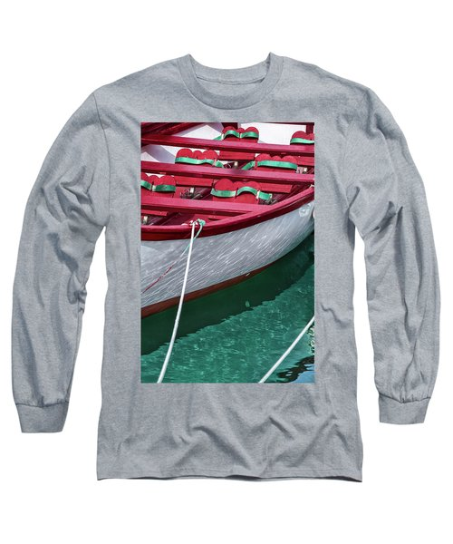 Colors Of My Country Long Sleeve T-Shirt by Edgar Laureano