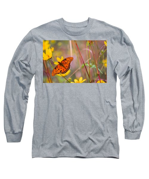 Colors Of Summer Long Sleeve T-Shirt