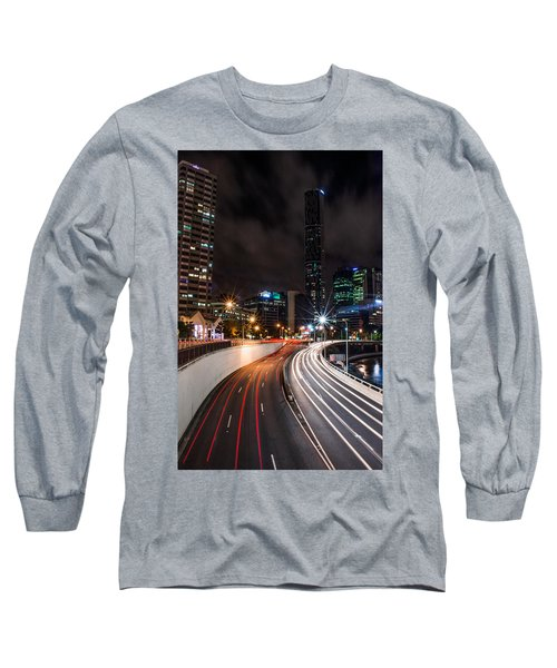 Colors Of The City Long Sleeve T-Shirt