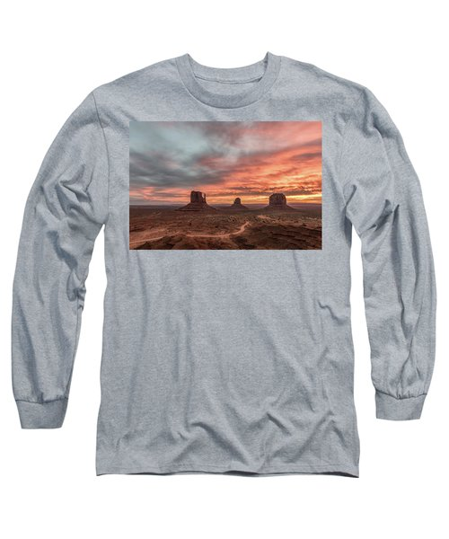 Colors Of The Past Long Sleeve T-Shirt by Jon Glaser