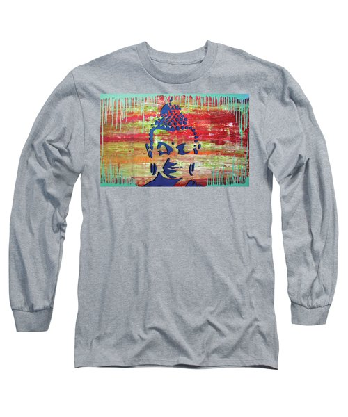 Colors That Surround U Long Sleeve T-Shirt