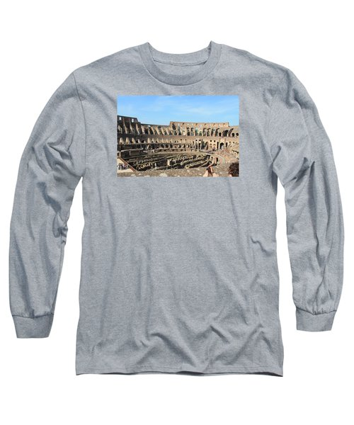 Colosseum Inside Long Sleeve T-Shirt