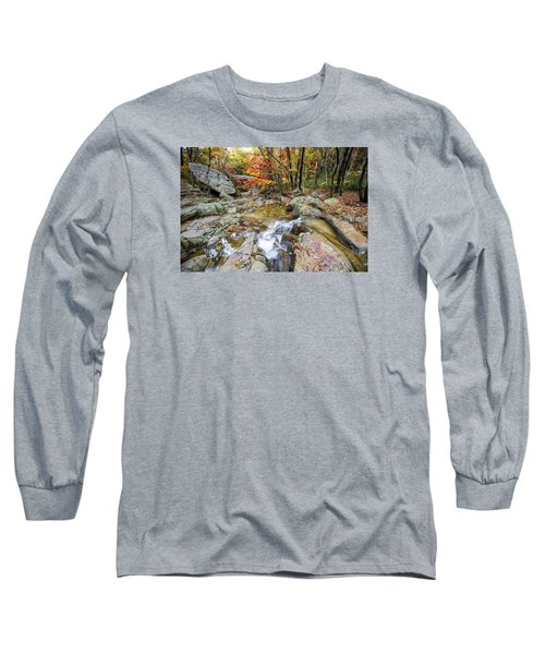 Colour Of Autumn Long Sleeve T-Shirt