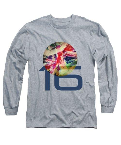 Colours Of A Kingdom Long Sleeve T-Shirt
