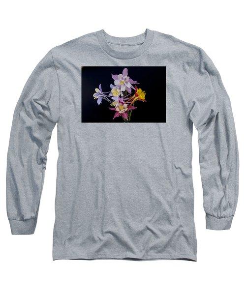 Columbine Medley Long Sleeve T-Shirt