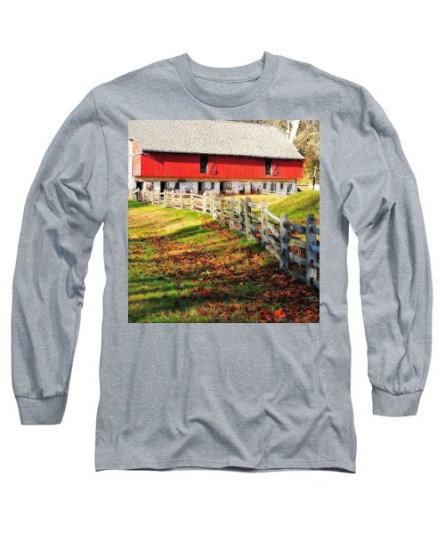 Come October Long Sleeve T-Shirt