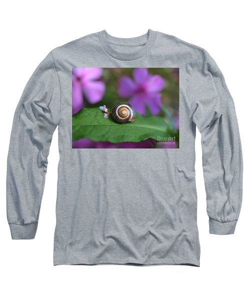 Come Out Of Your Shell Long Sleeve T-Shirt