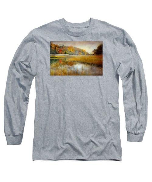 Come What May Long Sleeve T-Shirt by Diana Angstadt