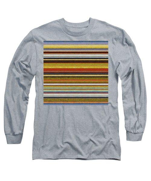 Comfortable Stripes Vl Long Sleeve T-Shirt
