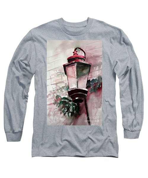 Coming Of Winter Long Sleeve T-Shirt