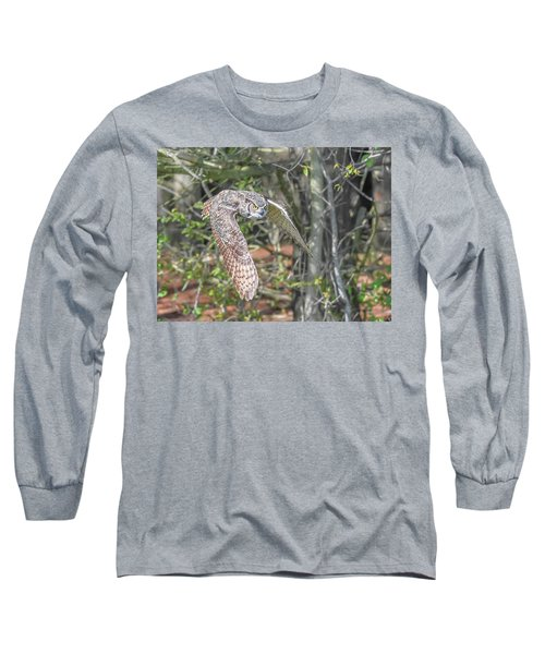 Coming Out Of The Woods Long Sleeve T-Shirt