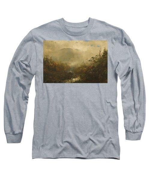 Coming Storm In The Adirondacks Long Sleeve T-Shirt