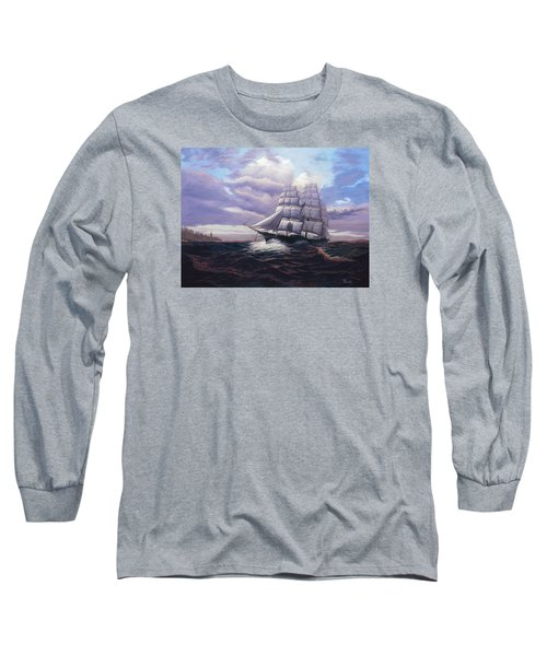 Coming Through The Storm Long Sleeve T-Shirt
