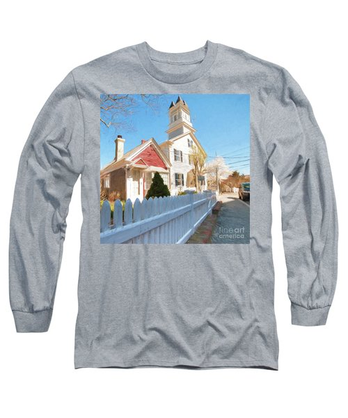 Commercial St. #3 Long Sleeve T-Shirt