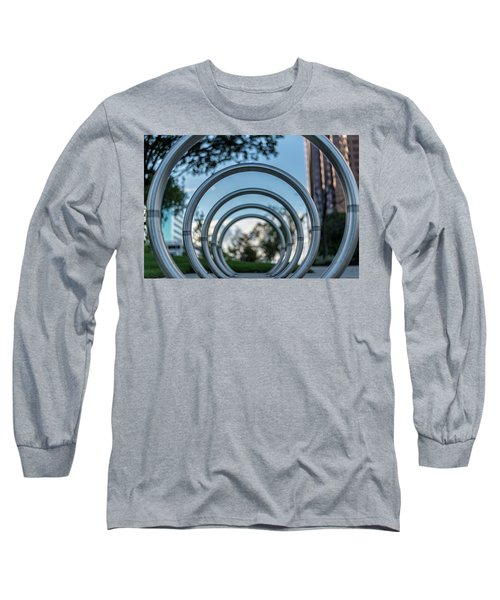 Commuter's Circle Long Sleeve T-Shirt