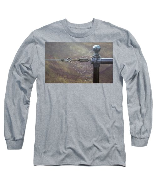 Comparative Engineering Long Sleeve T-Shirt by Laurie Stewart