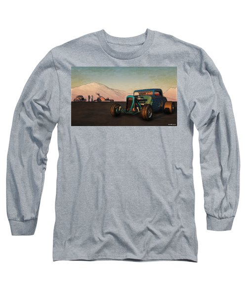 Competition Coupe 33 Long Sleeve T-Shirt by Ken Morris