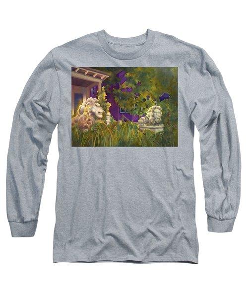 Complaining Lions Long Sleeve T-Shirt