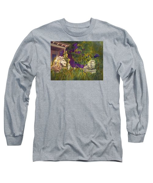 Complaining Lions Long Sleeve T-Shirt