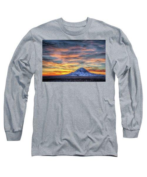 Complicated Sunrise Long Sleeve T-Shirt by Fiskr Larsen