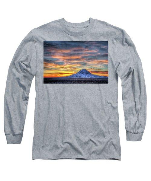 Complicated Sunrise Long Sleeve T-Shirt