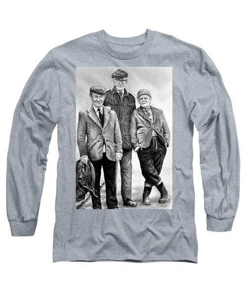 Compo Clegg And Foggy 2 Long Sleeve T-Shirt
