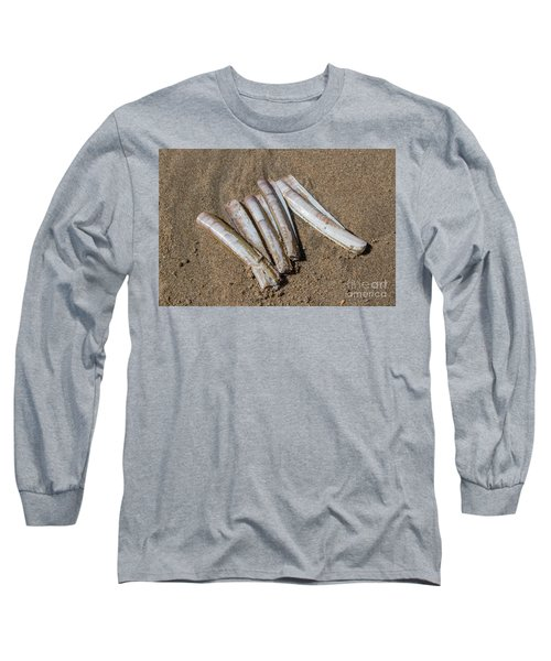 Composition #1 Long Sleeve T-Shirt