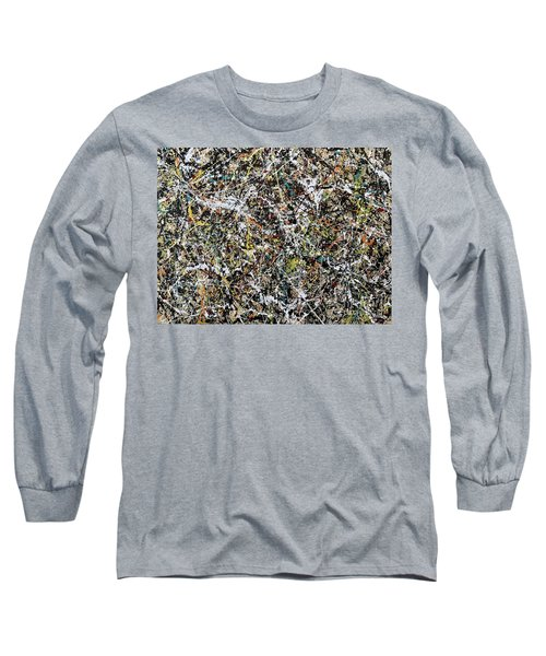 Composition #16 Long Sleeve T-Shirt