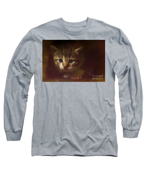 Concentration Long Sleeve T-Shirt by Kathy Russell