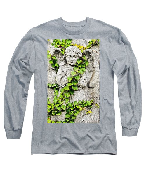 Concrete Angel Long Sleeve T-Shirt