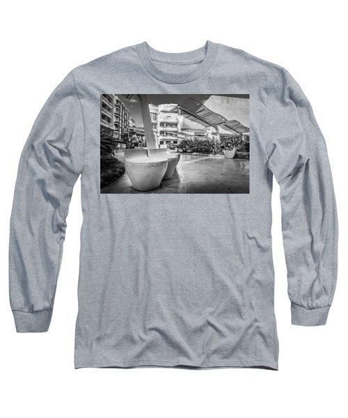 Concrete Seats. Long Sleeve T-Shirt