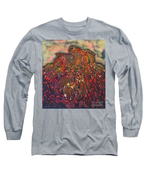 Coneflower Spirit Long Sleeve T-Shirt