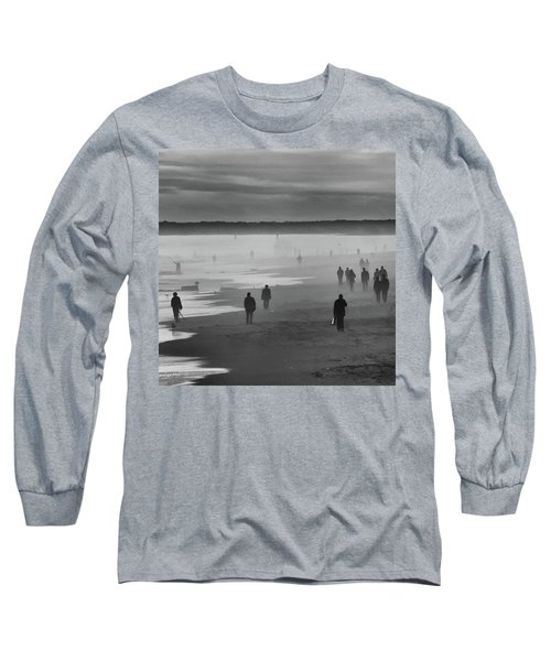 Coney Island Walkers Long Sleeve T-Shirt
