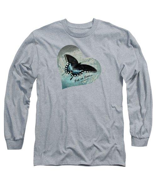 Confidante - Verse Long Sleeve T-Shirt