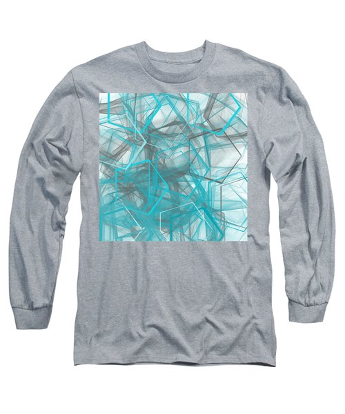 Connecting Angles Long Sleeve T-Shirt